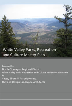 White Valley Parks, Recreation and Culture Master Plan